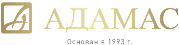 Логотип Адомас