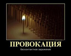 Роман Соломахин. «Провокатор»